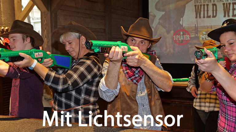 Wild West Sport & Fun Shooting